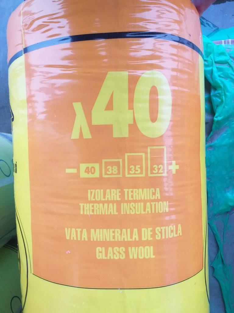 Vata minerala de sticla Craiova